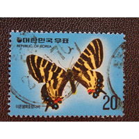Корея. Бабочки.
