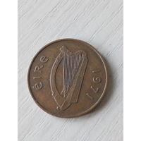 Ирландия 2 пенса 1971г.