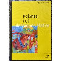 Poemes (3e)