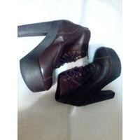 Ботинки женские осенние 37 р