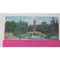 Памятник  1984г  г.Киев Т.Г.Шевченко
