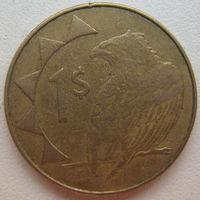 Намибия 1 доллар 2010 г. (d)