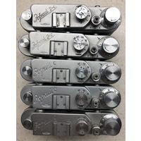 Фотоаппараты Зоркий-С и Зоркий-2С без объективов 5 штук