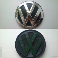 Значок-эмблема WV
