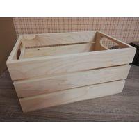 Ящик декоративный из фанеры