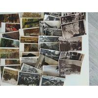 Множество советских открыток. 1950-е