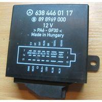 100724 Модуль фаркопа Mersedes Vito W638 2,3B 6384460117