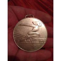 Редкая спортивная медаль СССР