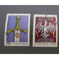 Польша. 1973г. Шедевры польского искусства