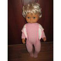 Кукла виниловая ГДР 56 см.