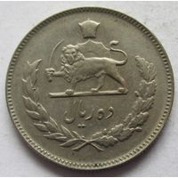 Иран 10 риалов 1351 (1972)