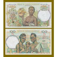 [КОПИЯ] Французская Западная Африка 100 франков 1950