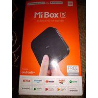 TB приставка Xiaomi MiBox (s)