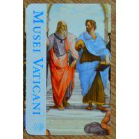 Билет в музей Ватикана
