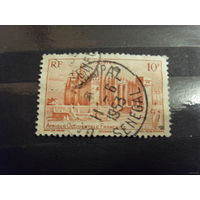 Французская колония Западная Африка архитектура (5-9)