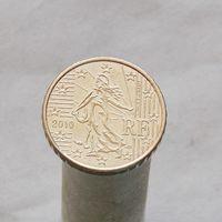 Франция 10 евроцентов 2010