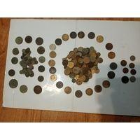 Монеты одним лотом с 1 рубля
