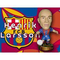 Henrik Larsson BARCELONA 7 см Фигурка футболиста PROSTARS PR035