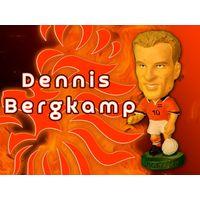 Dennis Bergkamp Нидерланды 7 см Фигурка футболиста PROSTARS PRO281