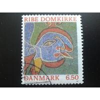 Дания 1987 мозаика