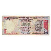 Индия. 1000 рупий
