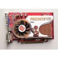Видеокарта RADEON X1600 PRO нерабочая