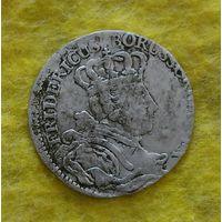 6 грошей 1757 г Отличная