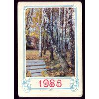 Берёзы 1985