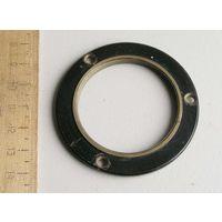 Кольцо для крепления объектива от старой форматной камеры начало ХХ века