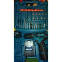 "Шуруповерт ""MAKITA"" BI-1013  + кейс + аккумулятор (12 вольт, Li-ion)"
