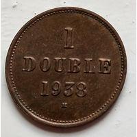 Гернси 1 дубль, 1938 1-7-58