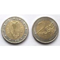 Ирландия, 2 евро 2014
