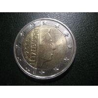 Люксембург 2014 2 евро