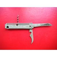 Не частый перочинный нож из СССР.