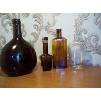 4 бутылки ПМВ
