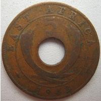 Восточная Африка 5 центов 1943 г. (g)