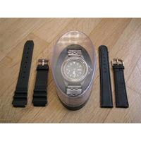 Луч Амфибия Эксклюзив (экспортные) мужские наручные часы + запасные ремешки