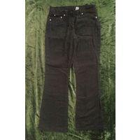 Утеплённые  джинсы на байке