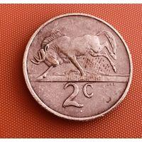101-23 ЮАР, 2 цента 1983 г.