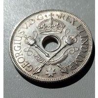 Гвинея 1 шиллинг 1935 года (1)