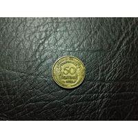 50 сантимов 1932