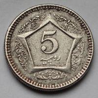 Пакистан, 5 рупий 2004 г
