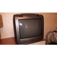 Телевизор Panasonic, TX 21W 2 T, пульт дистанционного управления утерян.