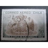 Чили 1968 герб