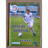 Торпедо (Жодино)-Динамо (Брест)-2008