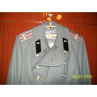Шинель парадная ст. офицеров ВС СССР