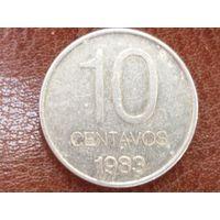 10 сентаво 1983 Аргентина