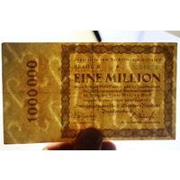 Германия (г. Дрезден), 1.000.000 марок 1923 год.