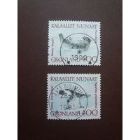 Гренландия 1991 г.Фауна.
