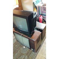 Телевизоры, 3 шт. (забирать в Домашанах, московское направление, недалеко от Кургана Славы)